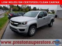 Certified Used 2015 Chevrolet Colorado Base Truck in Burton, OH