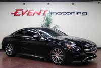 2015 Mercedes-Benz S-Class S63 AMG 4MATIC Coupe
