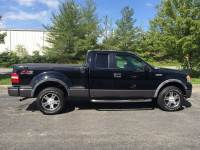 Used 2006 Ford F-150 FX-4 OFF Road For Sale at Duncan's Hokie Honda | VIN: 1FTPX04506KB95711