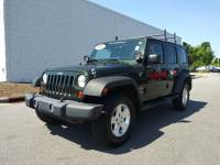 Pre-Owned 2011 Jeep Wrangler Unlimited Sport SUV