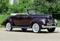 1940 Ford Deluxe Restored