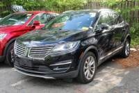 2016 Lincoln MKC Select SUV EcoBoost I4 GTDi DOHC Turbocharged VCT