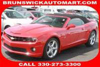 Used 2013 Chevrolet Camaro 2dr Conv SS w/1SS in Brunswick, OH, near Cleveland