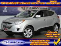 2012 Hyundai Tucson AWD 4dr Auto GLS