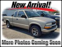 Pre-Owned 2002 Chevrolet S-10 LS Truck Extended Cab in Jacksonville FL
