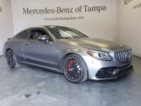Pre-Owned 2019 Mercedes-Benz C-Class AMG C 63 S Coupe in Jacksonville FL