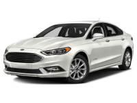 2017 Ford Fusion Hybrid SE Sedan FWD