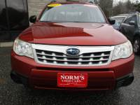Used 2011 Subaru Forester For Sale at Norm's Used Cars Inc. | VIN: JF2SHABC0BG708663