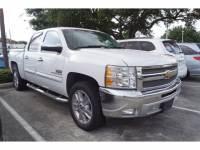 Used 2013 Chevrolet Silverado 1500 Truck Crew Cab LT in Houston, TX