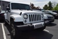 2018 Jeep Wrangler JK Unlimited Sahara 4x4 SUV For Sale in Montgomeryville