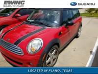 2010 MINI Cooper Clubman for sale in Plano TX