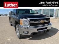 2011 Chevrolet Silverado 2500HD 4WD Ext Cab 144.2 LT Truck Extended Cab 8