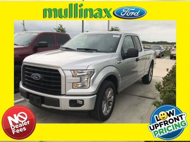 Photo Used 2017 Ford F-150 XL STX W 20 Premium Wheels, Sport Package Truck SuperCab Styleside V-6 cyl in Kissimmee, FL