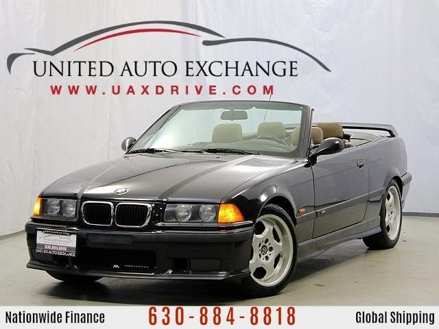 Photo 1999 BMW 3 Series 3.2L V6 Engine RWD M3 Convertible With Manual Transmission, Power Seats, Cooling System Overhaul, M Factory Wheels, Full Size Spare Tire, Soft Top in Perfect Condition