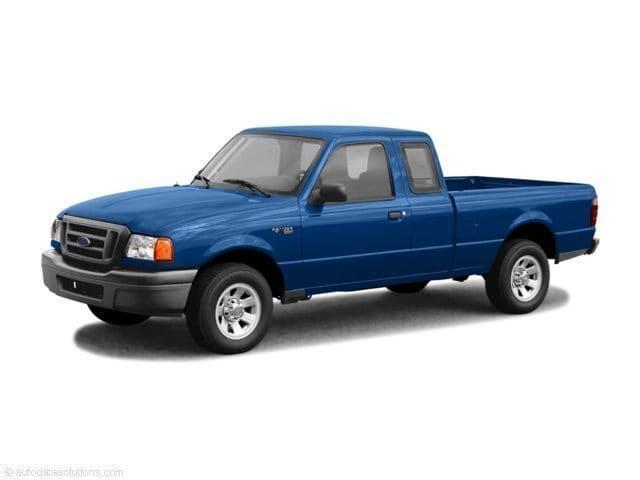 Photo 2004 Ford Ranger Edge 4.0L Standard Truck V6