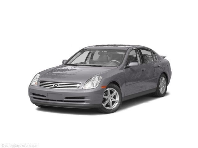 Photo Used 2004 INFINITI G35 Base for sale in Milwaukee WI