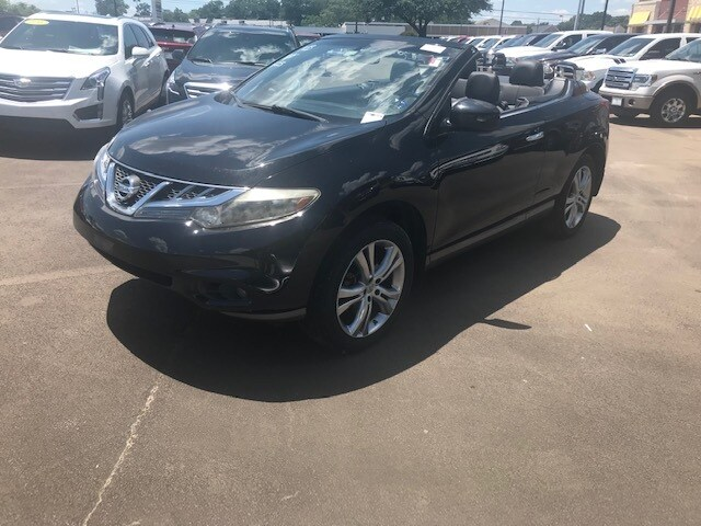 Photo 2011 Nissan Murano Crosscabriolet AWD 2dr Convertible Sport Utility for Sale in Mt. Pleasant, Texas