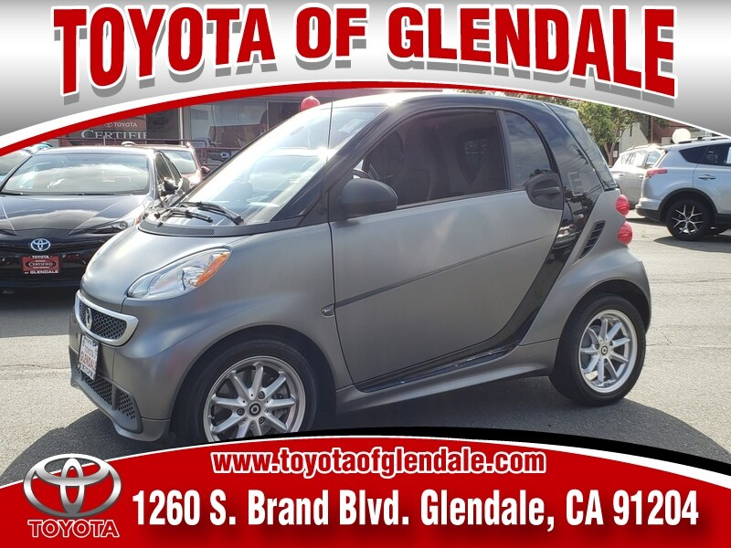 Photo Used 2015 Smart Fortwo, Glendale, CA, Toyota of Glendale Serving Los Angeles