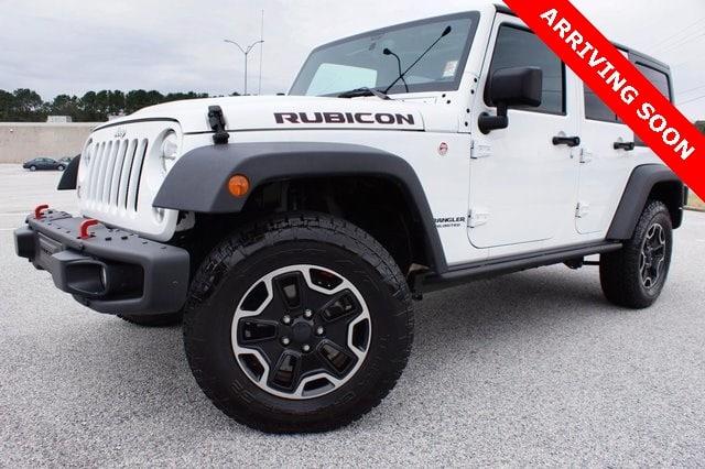 Photo 2016 Jeep Wrangler JK Unlimited Rubicon 4x4 SUV in Metairie, LA