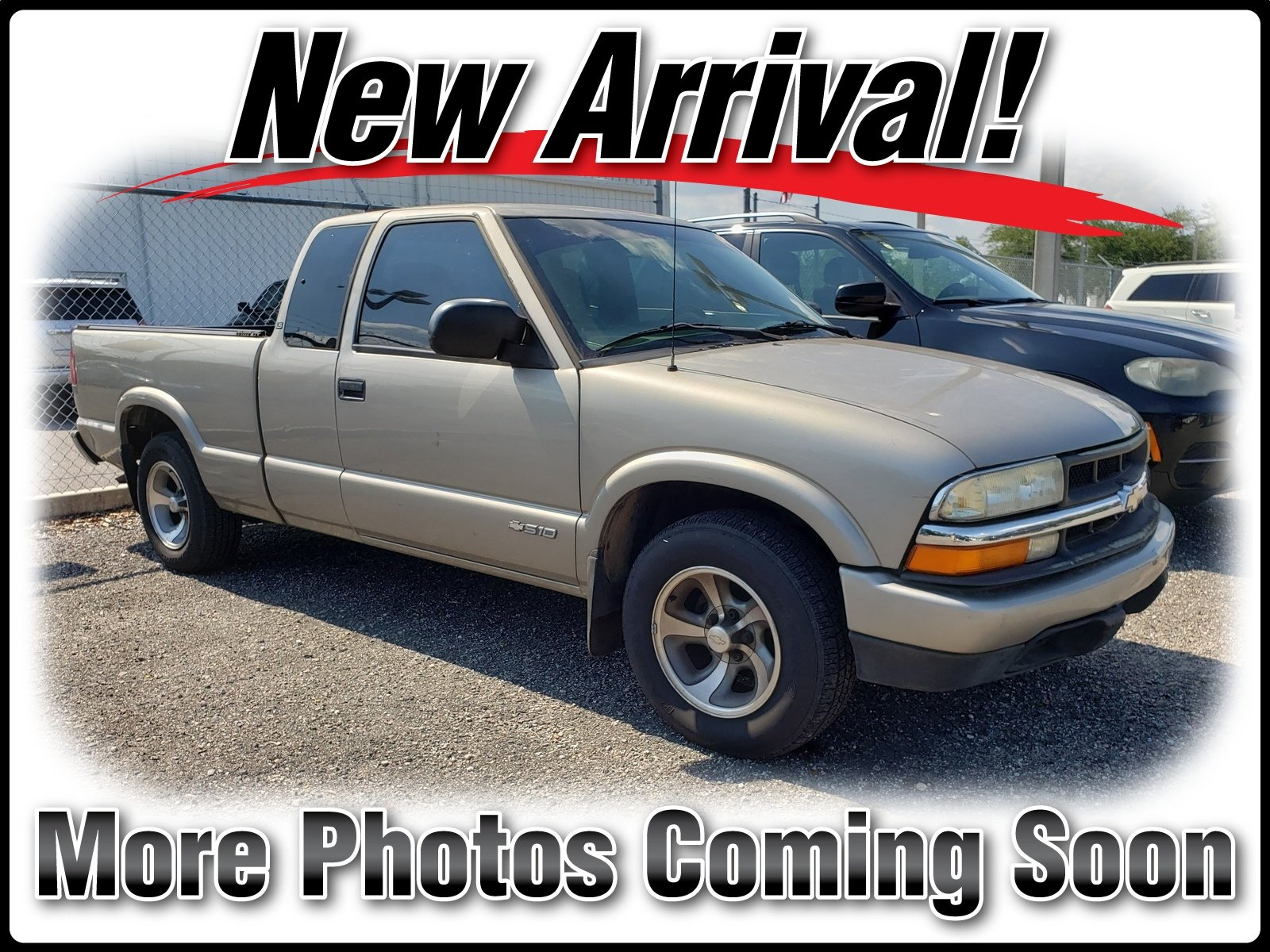 Photo Pre-Owned 2002 Chevrolet S-10 LS Truck Extended Cab in Jacksonville FL