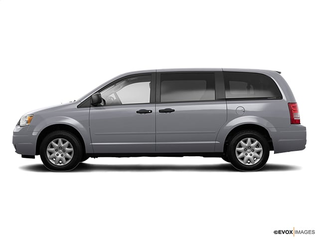 Photo Used 2008 Chrysler Town  Country LX in Marysville, WA