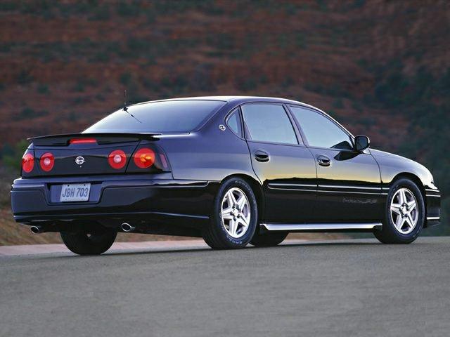 Photo 2005 Chevrolet Impala - Chevrolet dealer in Amarillo TX  Used Chevrolet dealership serving Dumas Lubbock Plainview Pampa TX