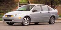 Pre-Owned 2002 Ford Focus 4dr Sdn ZTS