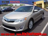Used 2013 Toyota Camry Hybrid XLE XLE Sedan in Chandler, Serving the Phoenix Metro Area