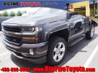 Used 2016 Chevrolet Silverado 1500 LT 4x4 LT Regular Cab 6.5 ft. SB in Chandler, Serving the Phoenix Metro Area