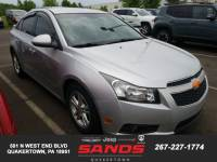 2012 Chevrolet Cruze LS Sedan For Sale in Quakertown, PA