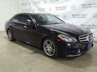 Certified Pre-Owned 2015 Mercedes-Benz E 350 Sport RWD