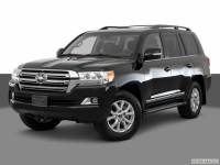Pre-Owned 2017 Toyota Land Cruiser Base SUV in Oakland, CA