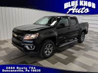 2019 Chevrolet Colorado Z71 Truck Crew Cab in Duncansville | Serving Altoona, Ebensburg, Huntingdon, and Hollidaysburg PA
