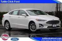 2019 Ford Fusion Energi Titanium Titanium FWD - Tustin