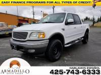 2002 Ford F-150 XLT SuperCrew 4WD