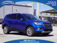 Used 2017 Ford Escape Titanium  For Sale in Winter Park, FL   1FMCU0J90HUD04993 Winter Park