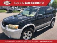 Used 2007 Ford Escape XLT SUV