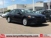 Certified 2018 Toyota Camry For Sale | Peoria AZ | Call 602-910-4763 on Stock #P32117