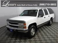 Pre-Owned 1997 Chevrolet Suburban 1500 SUV for Sale in Sioux Falls near Brookings