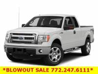 Pre-Owned 2014 Ford F-150 4WD SuperCab 6-1/2 Ft Box XL