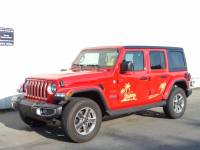 Pre-Owned 2018 Jeep Wrangler Unlimited Sahara 4x4 SUV