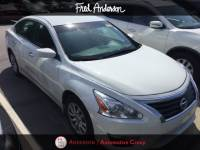 Pre-Owned 2015 Nissan Altima 2.5 S Sedan For Sale in Raleigh NC