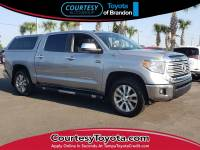 Pre-Owned 2015 Toyota Tundra Limited 5.7L V8 w/FFV Truck CrewMax in Jacksonville FL