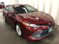 Certified Pre-Owned 2018 Toyota Camry Hybrid XLE Car Front-wheel Drive in Hiawatha, IA