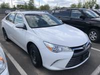Certified Pre-Owned 2015 Toyota Camry LE Car Front-wheel Drive in Hiawatha, IA
