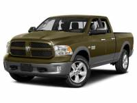 2015 Ram 1500 Big Horn Truck Quad Cab