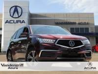 2018 Acura MDX V6
