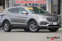 Pre-Owned 2018 Hyundai Santa Fe Sport 2.4 Base SUV in Dublin, CA