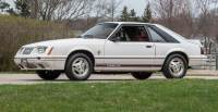 1984 Ford Mustang -20th Anniversary Edition-Low Miles-Rare-Clean Auto Check Report-