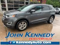 2015 Ford Edge SEL Sport Utility EcoBoost I4 GTDi DOHC Turbocharged VCT Feasterville, PA